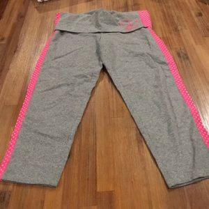 Gilly Hicks yoga legging crop